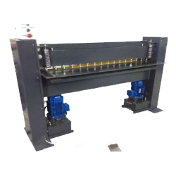 Гидравлические гильотинные ножницы НГ-1000М1