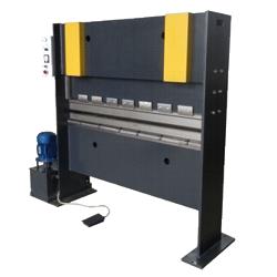 Гидравлический гибочный пресс ПГГ-1500У