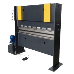 Гидравлический гибочный пресс ПГГ-2500У