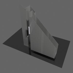 сложногнутый дверной короб